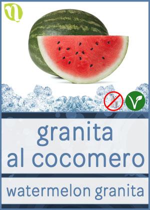 granita-cocomero